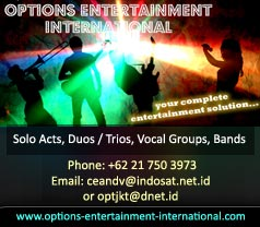 OPTIONS Entertainment International Photos