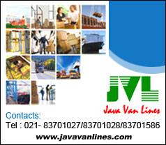 PT. Java Van Lines Photos