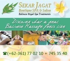 Sekar Jagat Spa Bali Photos