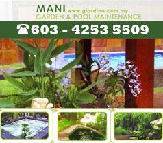Mani Garden & Pool Maintenance Photos