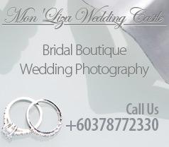 Mon'Liza Wedding Castle Photos