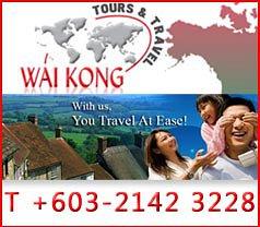 Wai Kong Tours & Travel (M) Sdn Bhd Photos