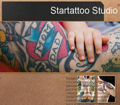 Startattoo Studio Photos
