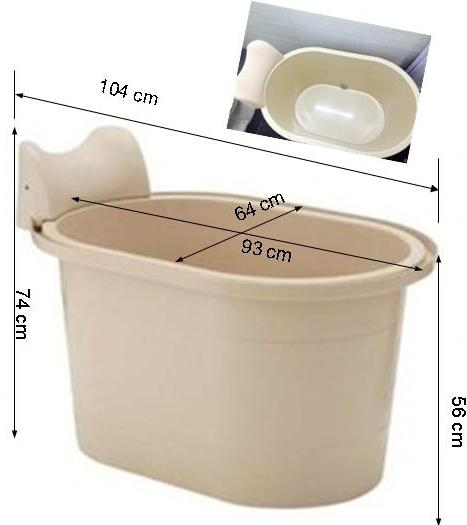 Very Portable Bathtub Cblink Enterprise OY03