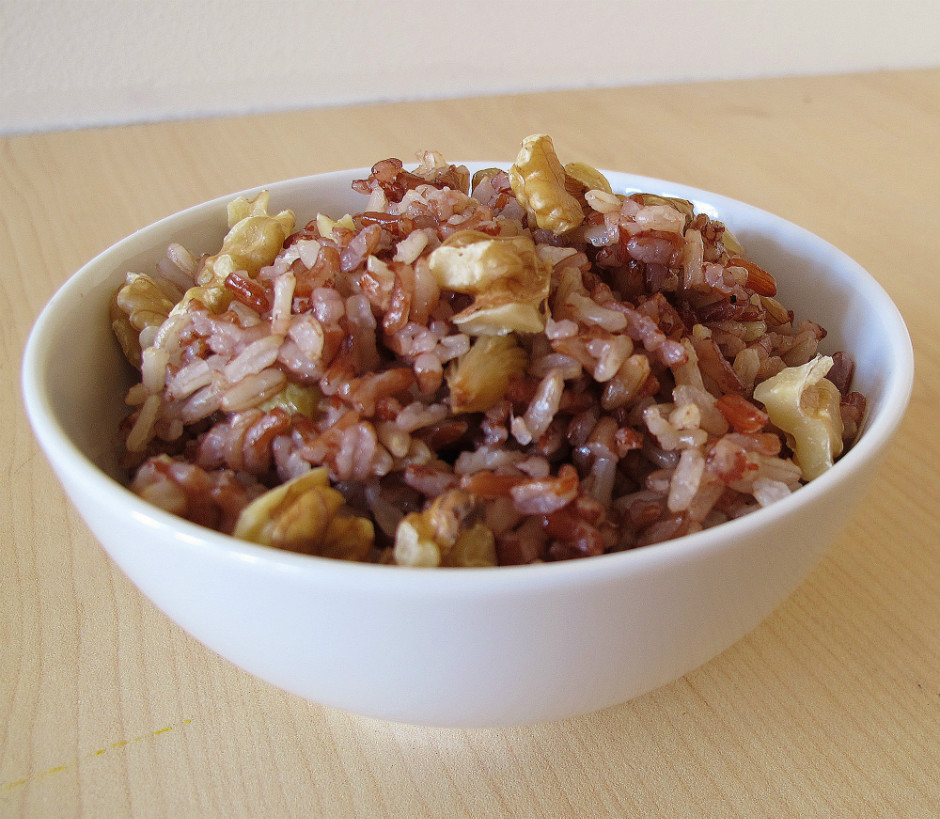 Walnut Brown Rice