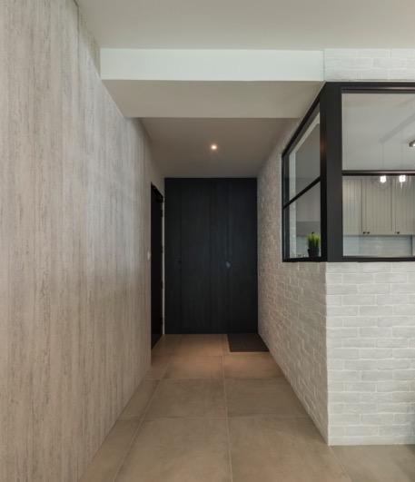 Hdb Home Design Ideas: Urban Modern Interior Design For HDB 5-rooms Design Ideas