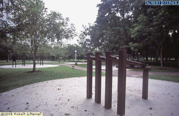 Marina City Park, Exercise Station