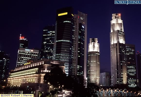 CBD, Night View