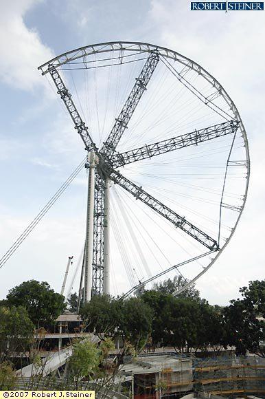 Ferris Wheel, North West View 2