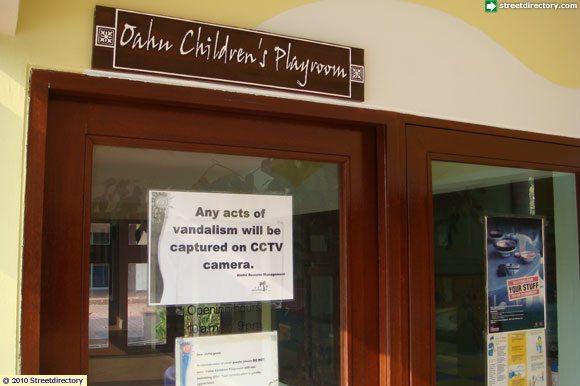 Oahu Children Playroom - Aloha Loyang Resort