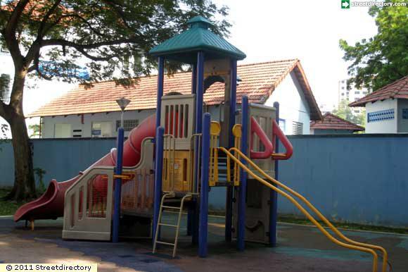1 Marsiling Drive Playground